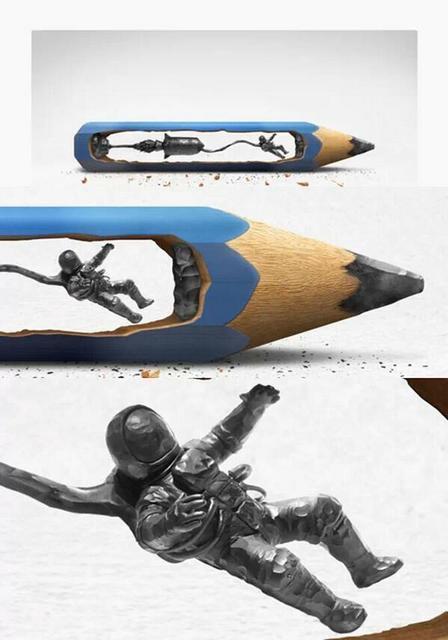 鉛筆アートの真髄!!
