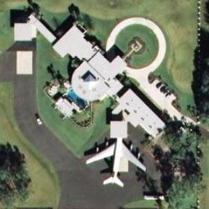 ジョン・トラボルタの自家用機707